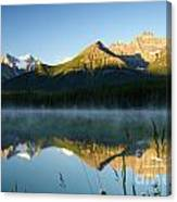 Herbert Lake Canvas Print