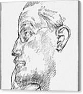 James Joyce (1882-1941) Canvas Print
