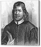 John Bunyan (1628-1688) Canvas Print