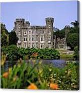Johnstown Castle, Co Wexford, Ireland Canvas Print