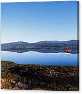Kenmare Bay, Dunkerron Islands, Co Canvas Print