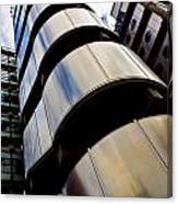 Lloyds Of London Building Canvas Print