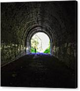 Moonville Tunnel  Canvas Print
