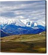 Mount Mckinley Canvas Print