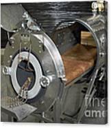 Negative Pressure Ventilator, Iron Lung Canvas Print
