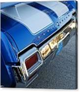 Olds C S  Canvas Print