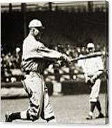Rogers Hornsby (1896-1963) Canvas Print