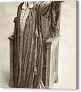 Sarah Bernhardt Canvas Print
