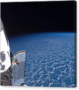 Space Shuttle Endeavour Canvas Print