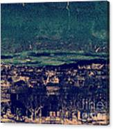 Storm. Canvas Print