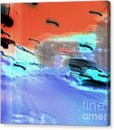 Street-2012 Canvas Print