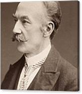 Thomas Hardy (1840-1928) Canvas Print