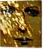 Watching You ... Canvas Print
