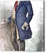 William Iv (1765-1837) Canvas Print