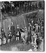 William Penn (1644-1718) Canvas Print