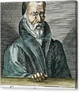 William Tyndale (1492?-1536) Canvas Print