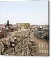 Scenes From The City Of York  Canvas Print