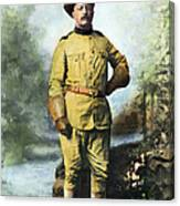 Theodore Roosevelt Canvas Print