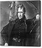 Andrew Jackson (1767-1845) Canvas Print