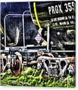 35530train Canvas Print