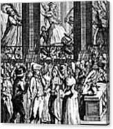 French Revolution, 1789 Canvas Print