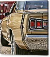 1968 Dodge Coronet Rt Canvas Print