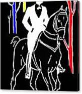 Art Deco Image Canvas Print