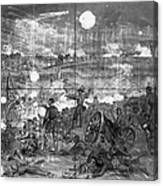 Civil War: Gettysburg Canvas Print