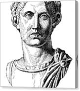 Constantine I (d. 337) Canvas Print
