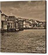 Falmouth Harbour  Canvas Print