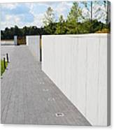 Flight 93 Memorial Canvas Print