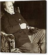 Henry James (1843-1916) Canvas Print