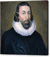 John Winthrop (1588-1649) Canvas Print