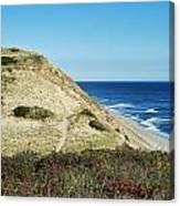 Long Nook Beach Canvas Print