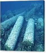 Marine Archaeology Canvas Print