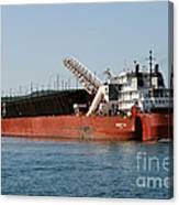 Presque Isle Ship Canvas Print