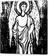 Raphael Archangel Canvas Print