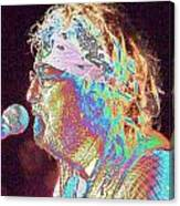 Ray Wylie Hubbard Canvas Print