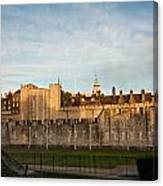 Tower Of London Canvas Print