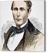 William Walker (1824-1860) Canvas Print