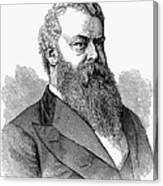William Worth Belknap Canvas Print