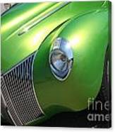 40 Ford - Front Driver Angle-8665 Canvas Print
