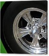 40 Ford-driver Rear Wheel 2-8577 Canvas Print