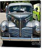 41 Hudson Super Six 1 Canvas Print
