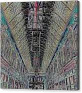 Leadenhall Market London Canvas Print