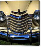 41 Olds Canvas Print
