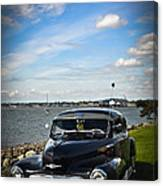 '47 Chevy By The Bay Canvas Print