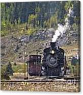 482 In Silverton Canvas Print
