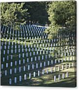 Arlington National Cemetery, Arlington Canvas Print