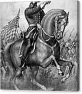 Benjamin Harrison Canvas Print
